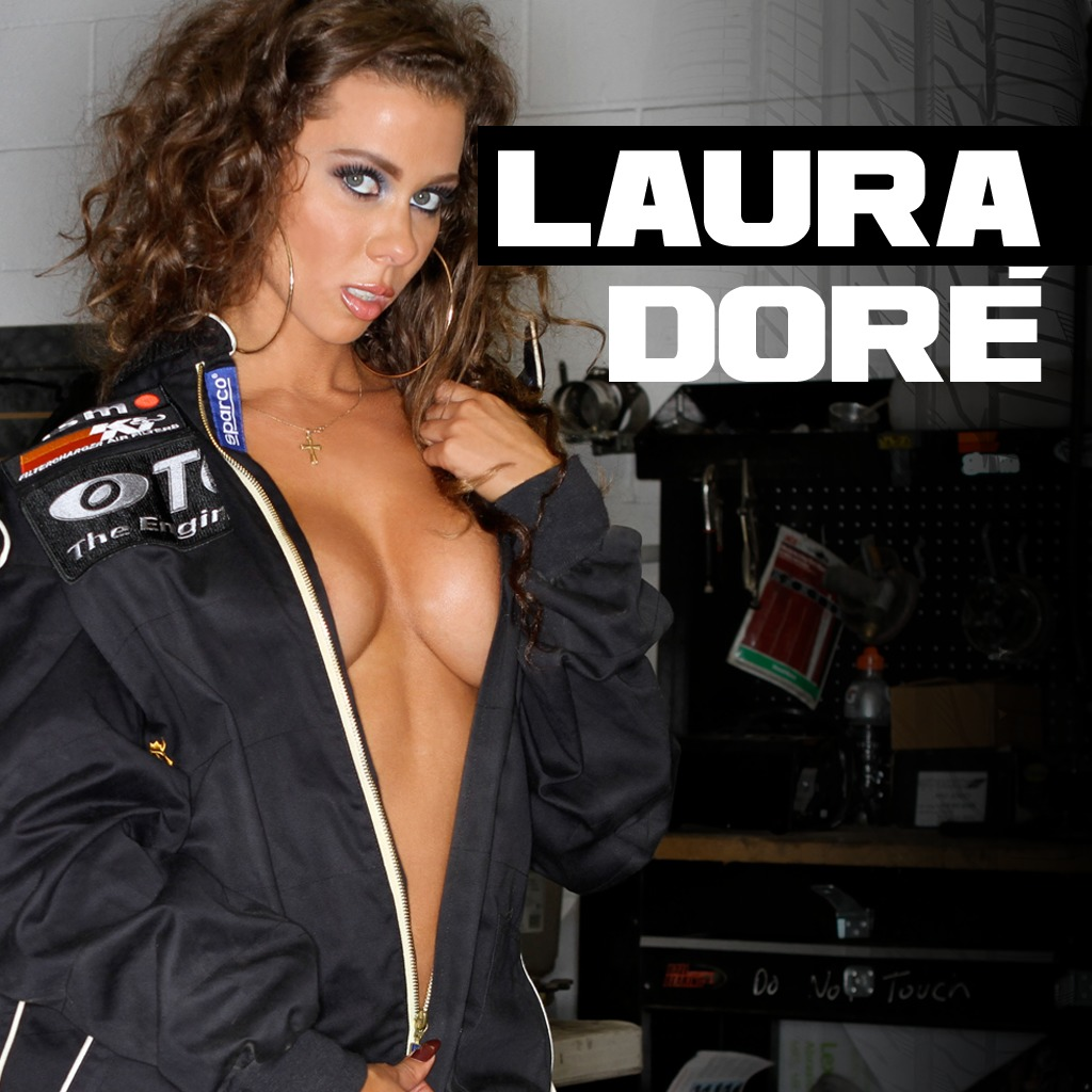 Laura Dore Sexy Mechanic Dynamic Theme