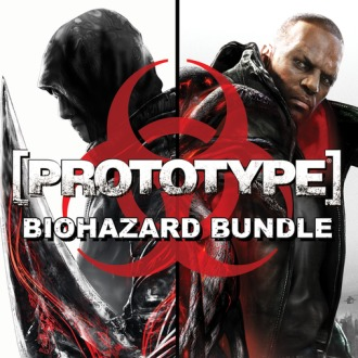 Prototype® Biohazard Bundle PS4