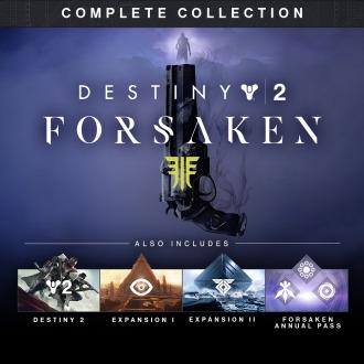 Destiny 2: Forsaken - Complete Collection PS4