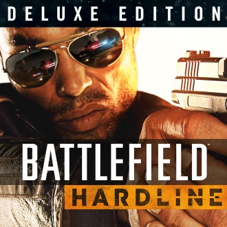 Battlefield™ Hardline Deluxe Edition PS4