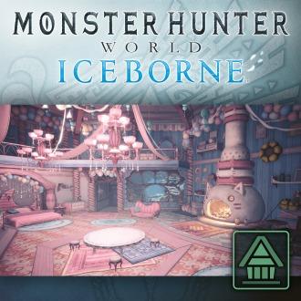 MHW:I Room Decor: Cute Decor Set PS4