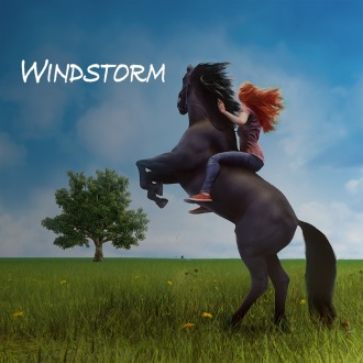 WINDSTORM - The Game PS4