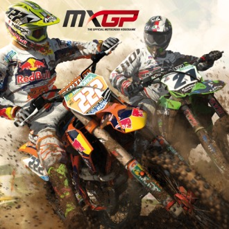 MXGP - The Official Motocross Videogame PS4