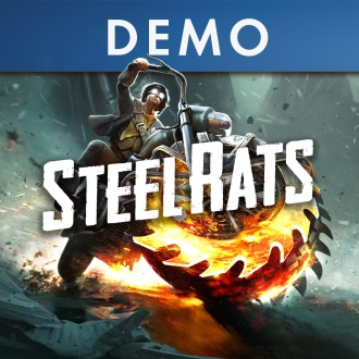 Steel Rats™ Demo PS4