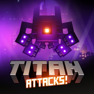 Titan Attacks! PS4 / PS3 / PS Vita