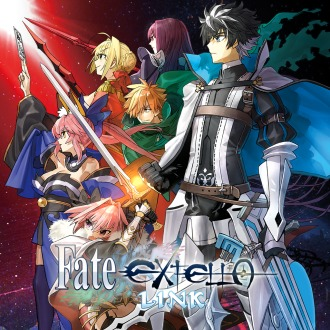 Fate/EXTELLA LINK PS Vita
