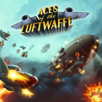 Aces of the Luftwaffe PS4