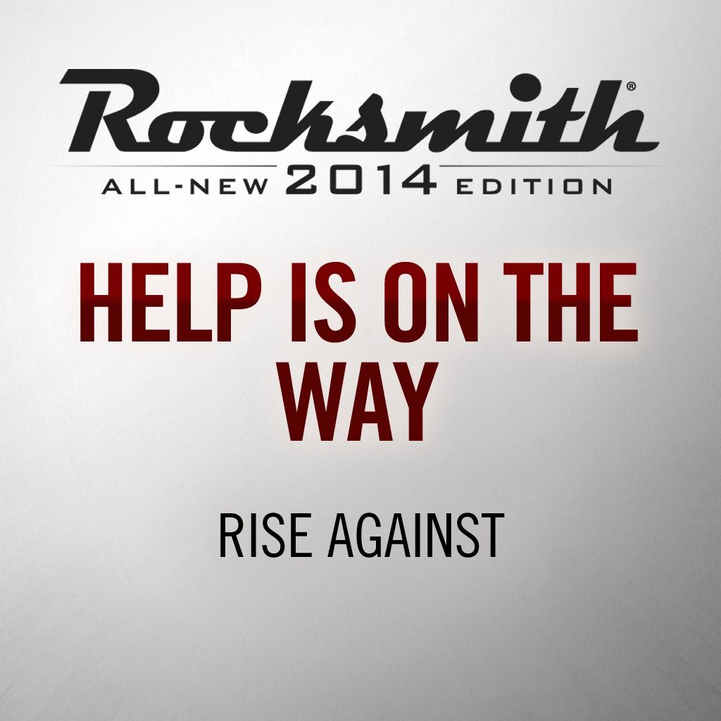 Help Is On The Way - Rise Against