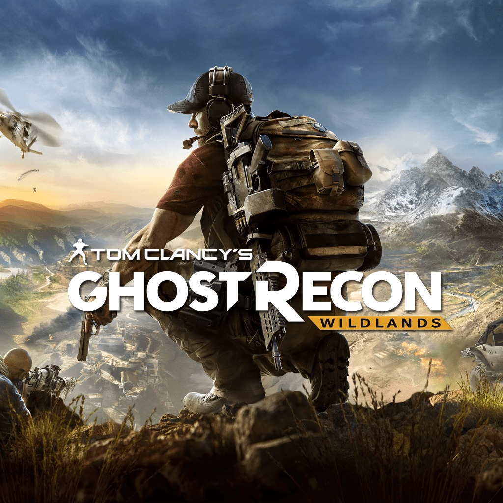 Tom Clancy's Ghost Recon Wildlands SHAREfactory™ Theme