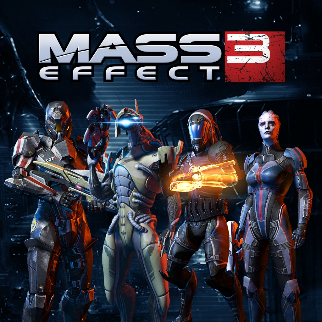 Mass Effect 3 Multiplayer Collection
