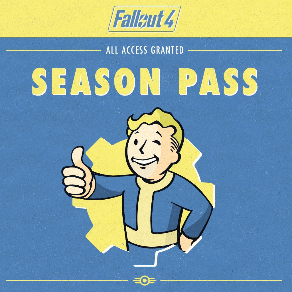 Fallout 4 Season Pass Bundle
