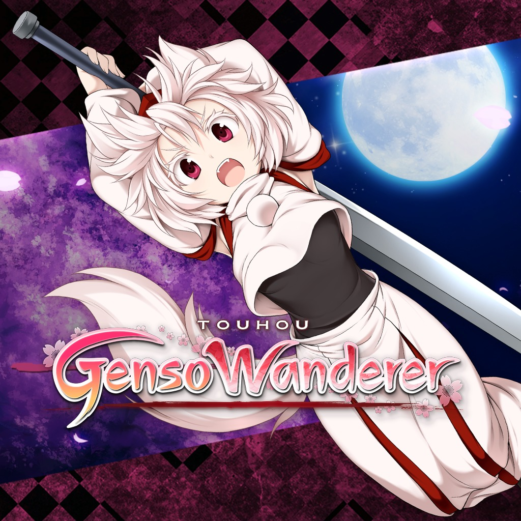 Touhou Genso Wanderer PlayStation®4 Theme