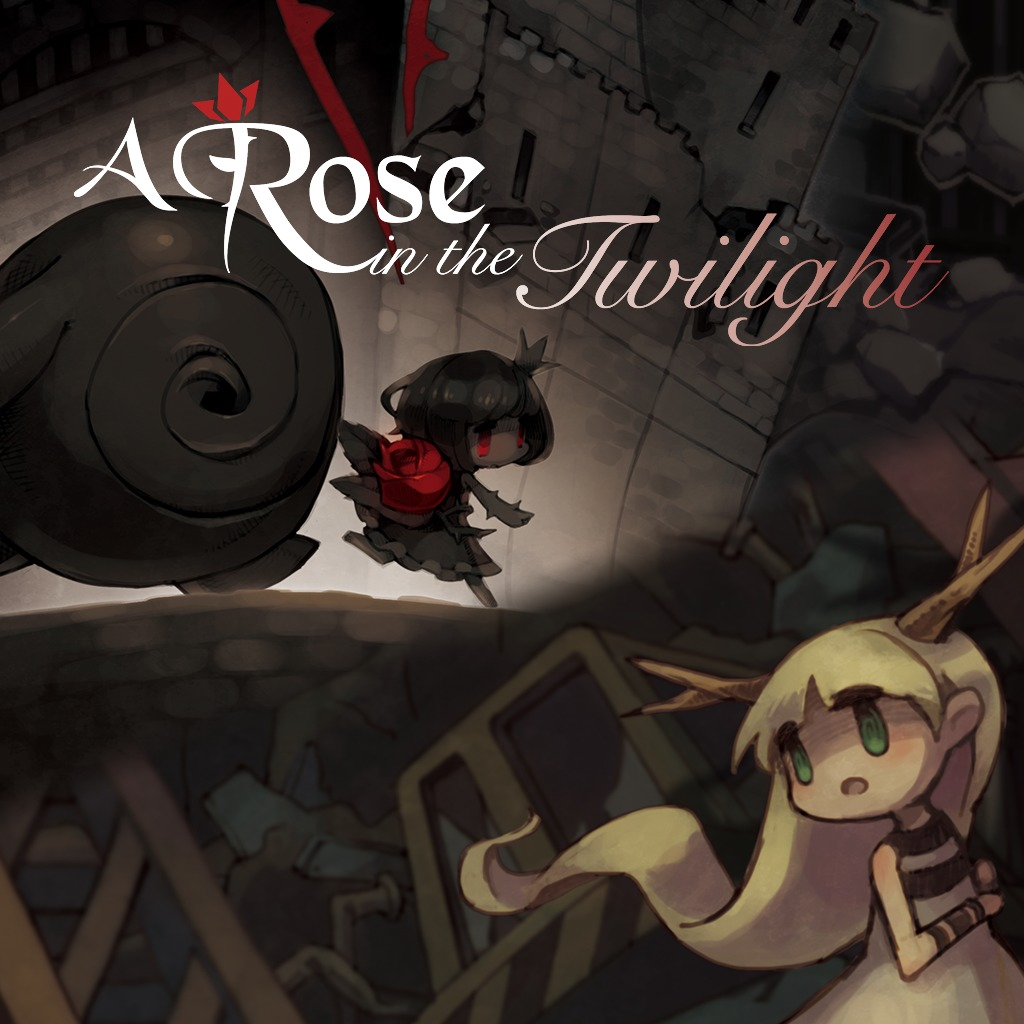 A Rose in the Twilight PlayStation®Vita Theme 2