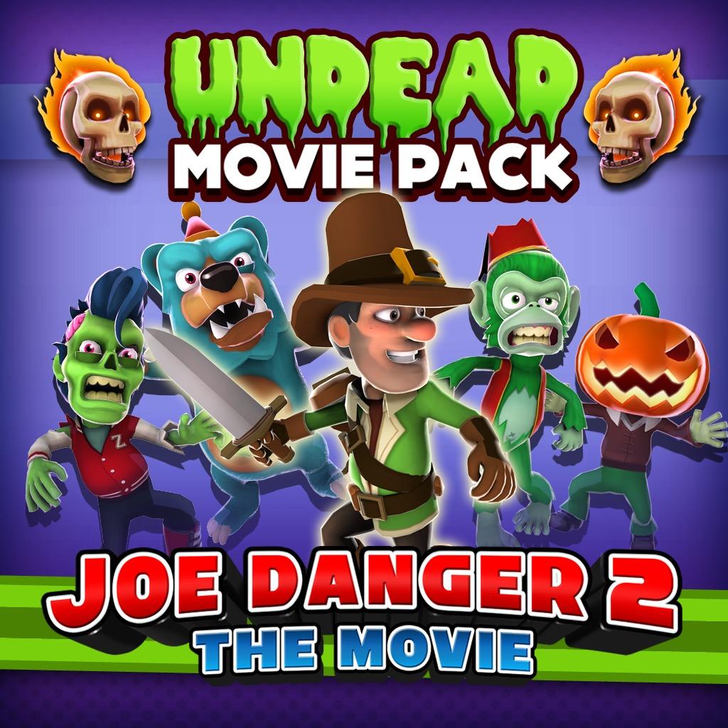 Joe Danger 2: The Movie - Undead Movie Pack