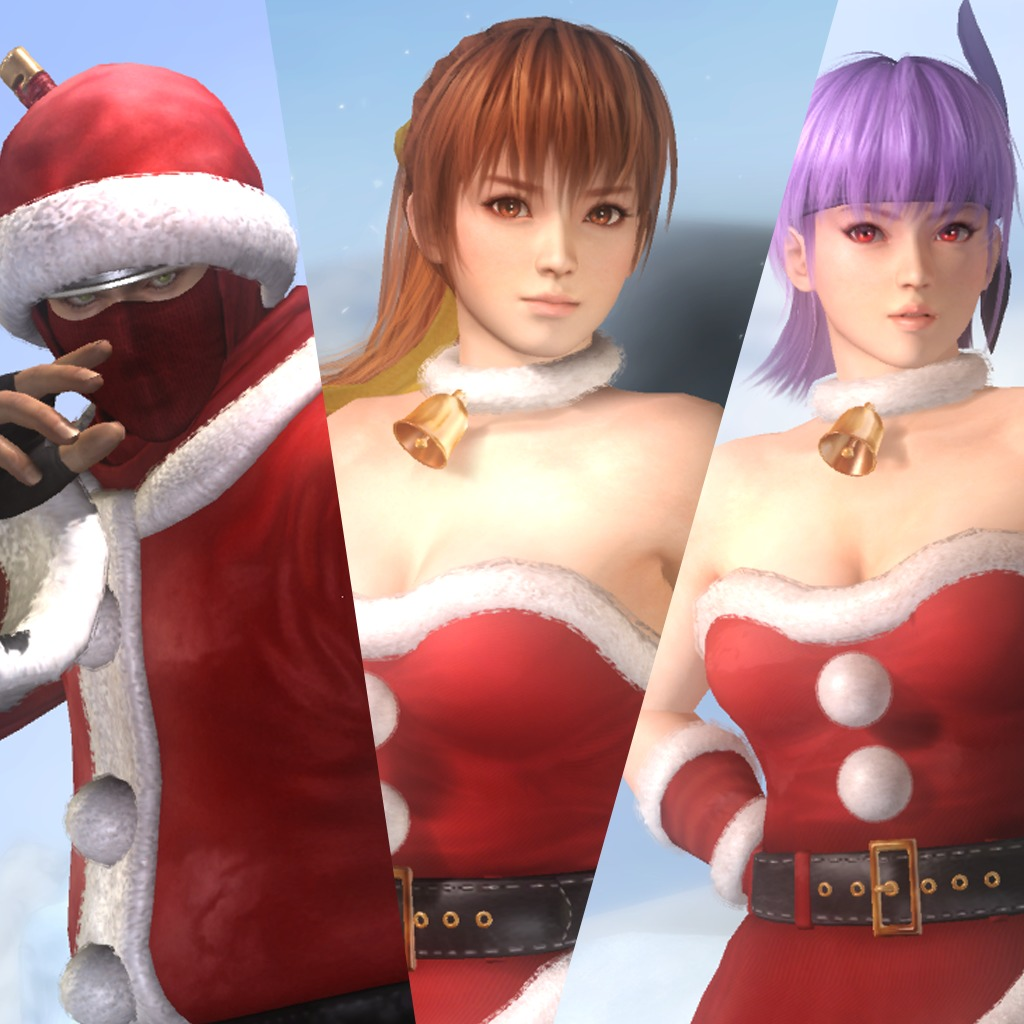Dead or Alive 5 Christmas Set