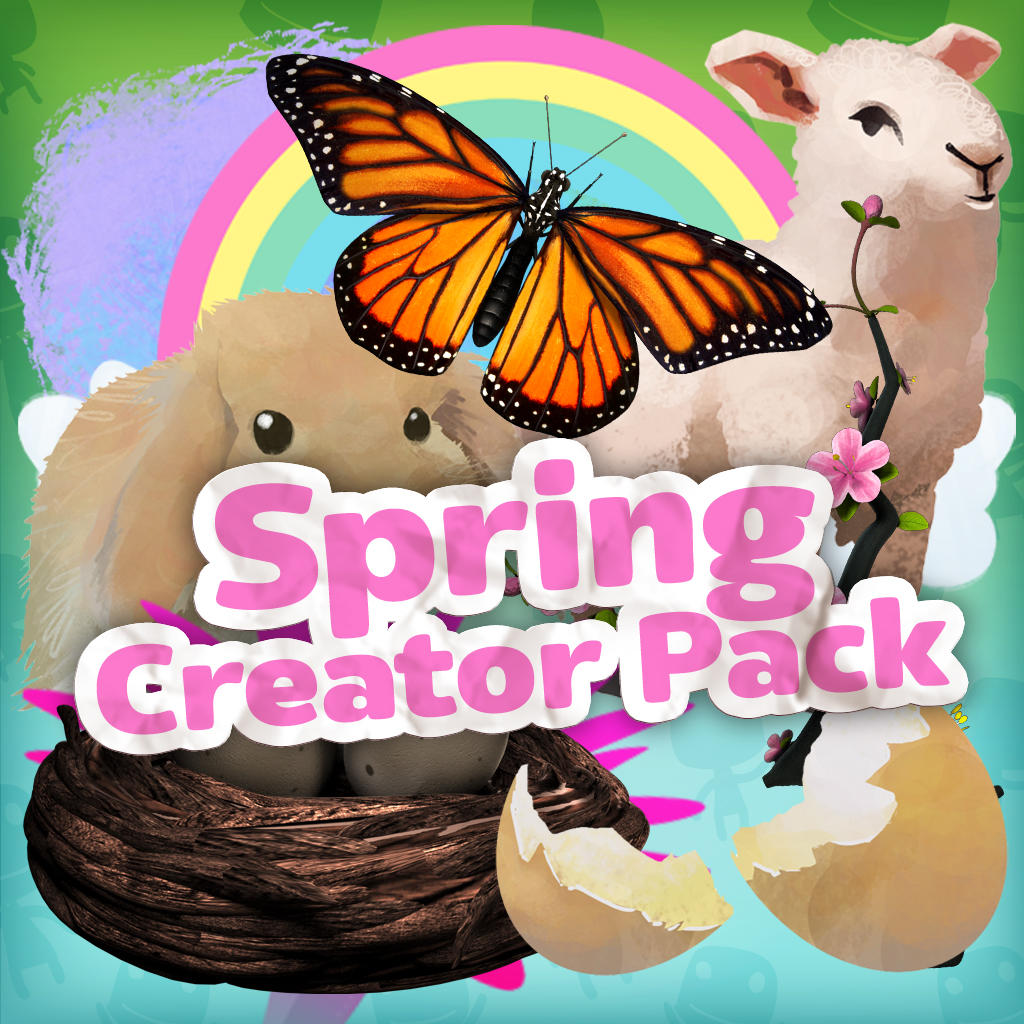 LittleBigPlanet™ Spring Seasonal Creator Kit