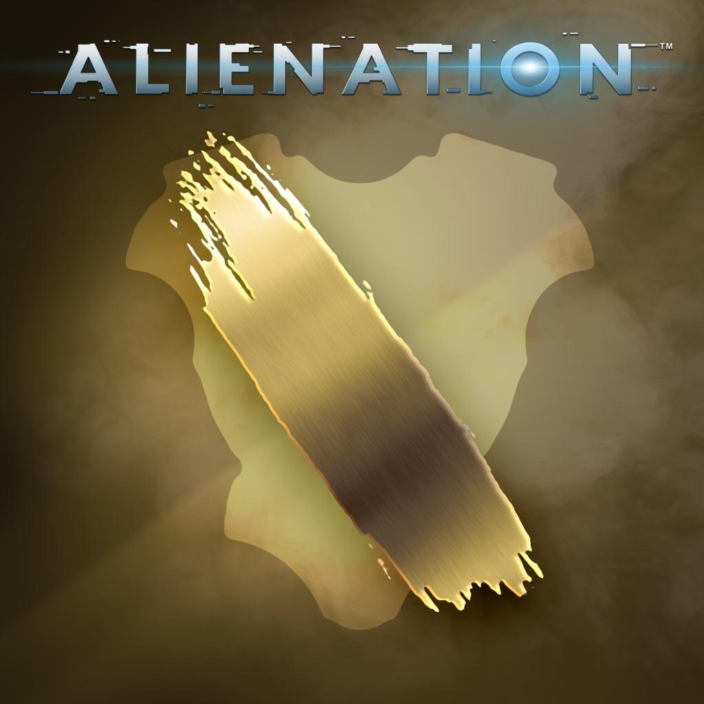 ALIENATION™ Gold Armour Paint Colour
